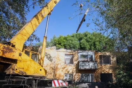 Новости: Ветхие дома накрасной линии: куда переселят жильцов