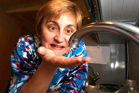 Новости: Алматы: в десятках многоэтажек отключили воду