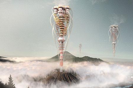 Новости: Названы лучшие проекты небоскрёбов будущего