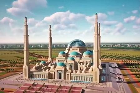 Новости: Самая большая мечеть вРК сможет вместить 30тысяч человек