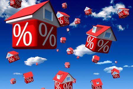 Новости: Удельный вес ипотеки в общем объёме кредитов снижается
