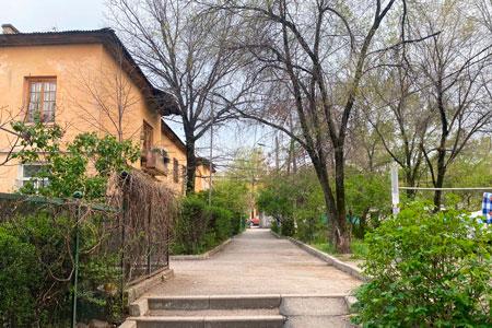 Новости: ВАлмалинском районе планируется благоустроить 160 дворов