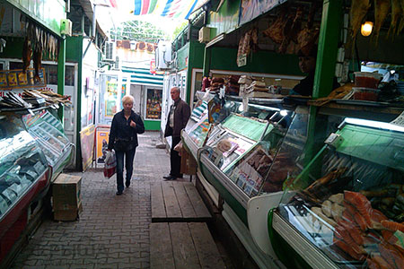 Новости: В Алматы снесут часть рынка «Сары-Арка»