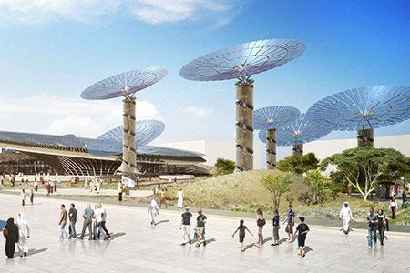Новости: Какими будут главные павильоны наEXPO-2020вДубае