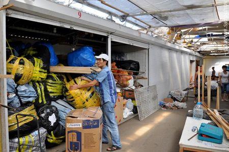Новости: На «Баянауыле» разобрали часть построек
