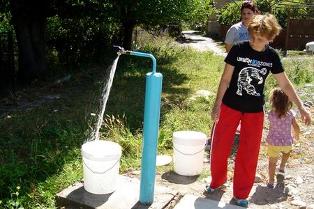 Новости: Вода отсутствует и свет, и так пять лет