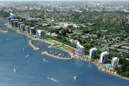 Новости: В курорт Кендерли инвестируют 500 млн евро