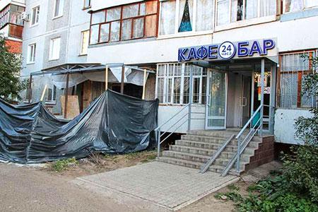 Новости: Многие встроенные кафе Алматы не имеют разрешительных документов