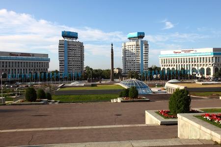 Новости: Центр Алматы хотят сделать пешеходной зоной