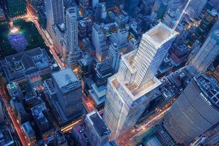 Новости: ВНью-Йорке возведут супернебоскрёб высотой почтиполкилометра