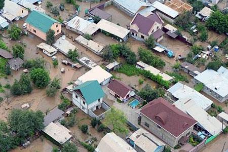 Новости: В Алматы получили компенсации все пострадавшие от селя