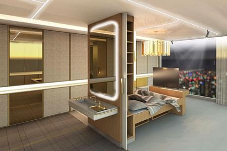 Новости: Разработана гостиничная комната для людей сограниченными возможностями