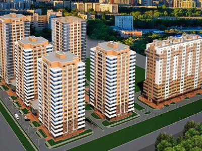 Жилой комплекс Өркендеу в Алматы