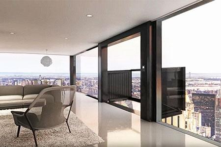 Новости: Окно-балкон изобрели в Голландии