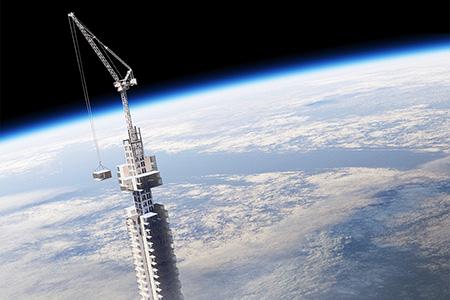 Новости: Разработан проект первого висящего ввоздухе небоскрёба