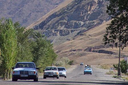 Новости: О короткой дороге на Иссык-Куль забыли