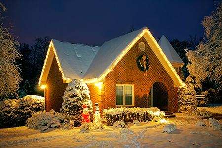 Статьи: Сколько стоит снять домик в горах на Новый год