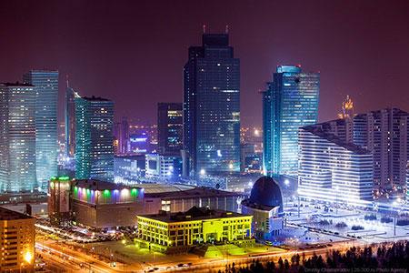 Новости: Астану превратят в город умных технологий