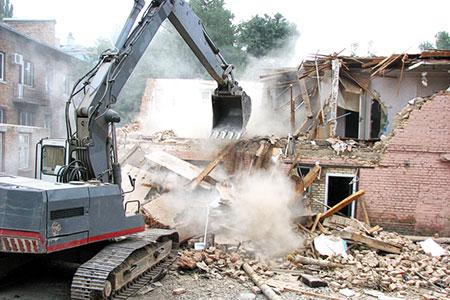 Новости: В Ауэзовском районе снесут 54 ветхих дома