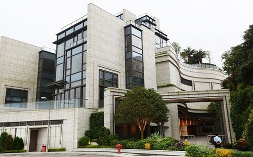Новости: В Китае продают самый дорогой в мире дом
