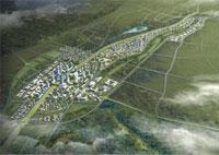 Новости: В 2008 году начнется строительство городов-спутников Алматы