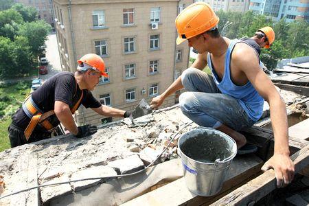 Новости: Многоэтажки просят ремонта