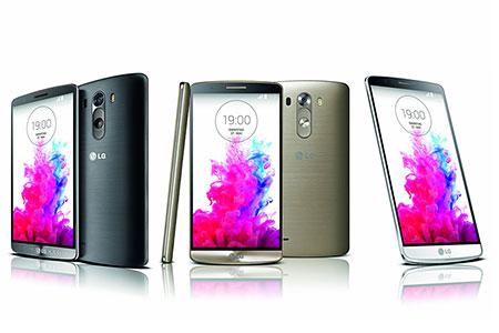 Статьи: Серия LG G3 Family – смартфоны на любой вкус!