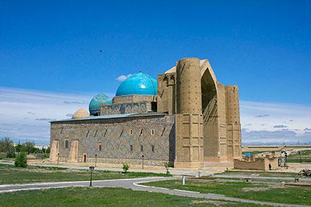 Новости: Названы границы четырёх районов Туркестанской области