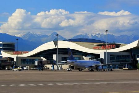 Новости: Новый терминал аэропорта Алматы построят в 2022 году