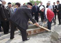 Новости: Дома для жителей затопленного Кокпекты построят к сентябрю