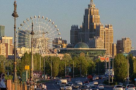 Новости: Cамое высокое колесо обозрения вРК откроют коДнюгорода