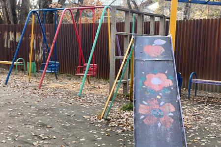 Новости: ВАлматы отремонтируют более 500 дворов