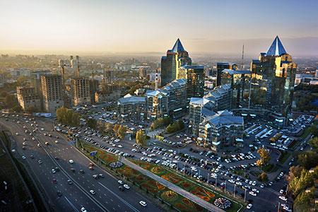 Статьи: Индекс «Крыши» в Алматы ложится на прежний курс
