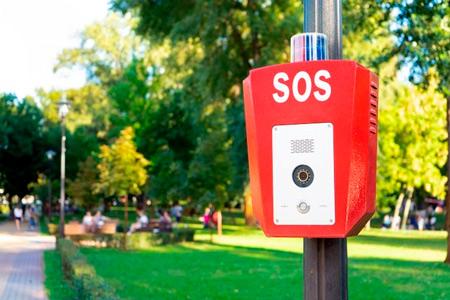 Новости: Кнопки SOS установят вгородах Казахстана