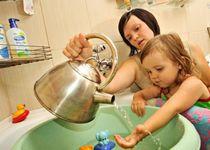 Новости: В десятках домов Астаны отключат горячую воду