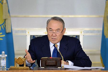 Новости: Назарбаев прокомментировал предложение опереименованииАстаны