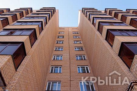 Новости: Cначала года вРК построили более 84тысяч квартир
