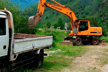 Новости: Строительство вНацпарке: Минэкологии прокомментировало начало работ