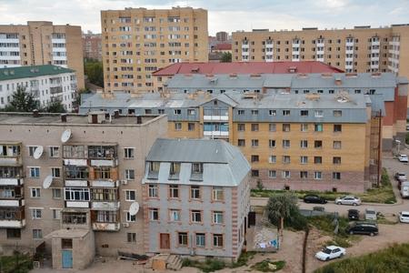 Новости: Астану превращают в «доходный дом»
