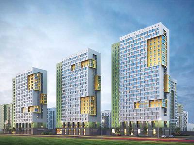 Жилой комплекс 7Я в Астана