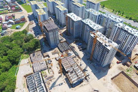 Новости: Названы регионы РК, лидирующие повводу жилья