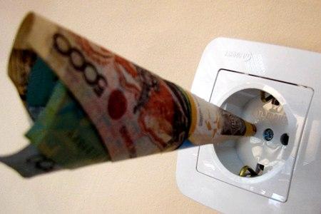 Новости: Счётчик стоит, а денежки идут