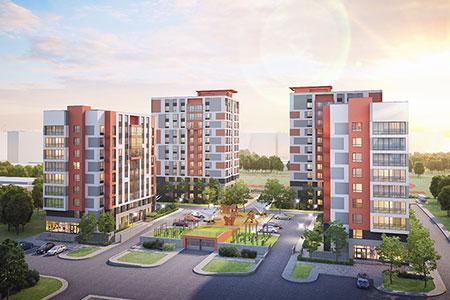 Новости: В Алматы утвердили пять новых проектов
