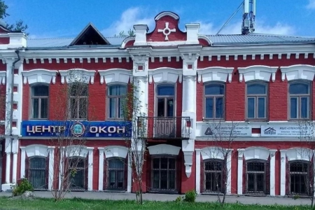 Новости: Историческое здание выставили напродажу вПетропавловске