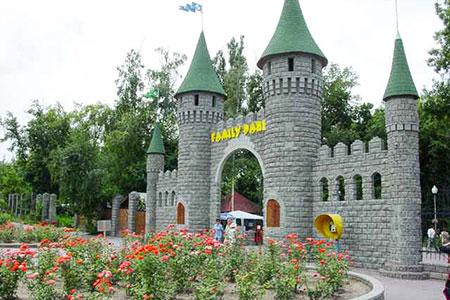 Новости: Family park в Алматы закроют на реконструкцию