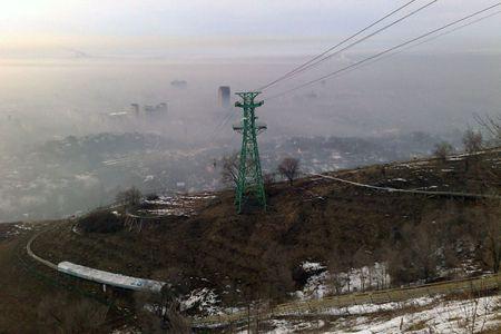 Статьи: Кто виноват в том, что в Алматы нечем дышать?