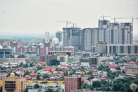 Новости: Назван район Астаны ссамым сильным снижениемцен