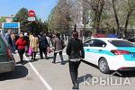 Новости: ВАлматы ипотечники пикетировали здание ДВД