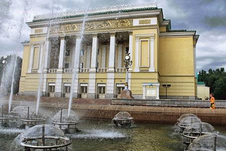 Новости: Список памятников истории Алматы может увеличиться