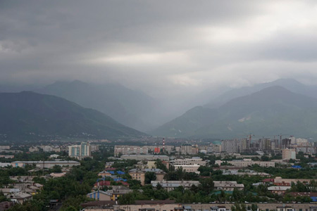 Новости: Названы десять городовРК ссамым загрязнённым воздухом